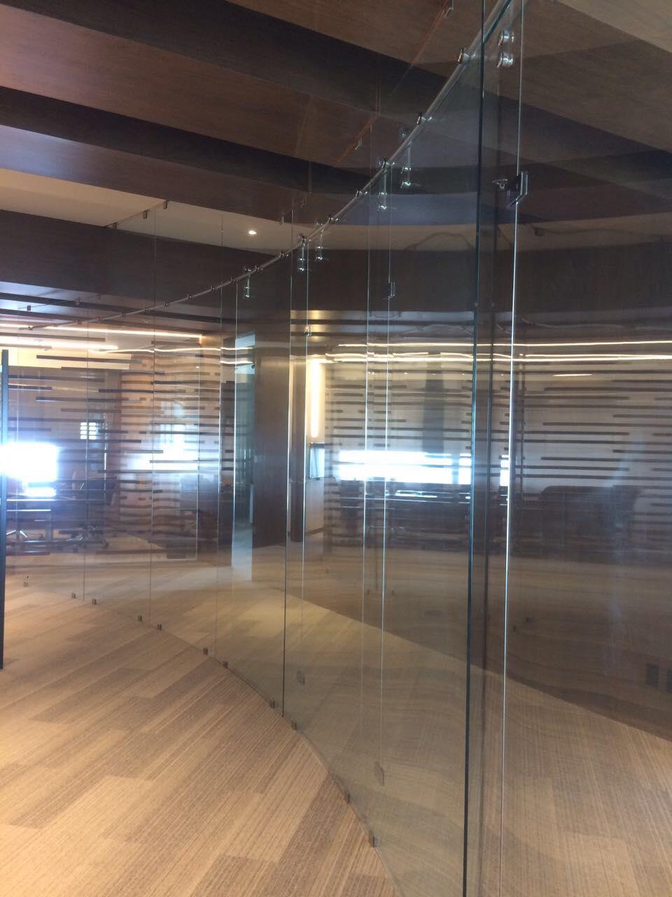 Ecarsa Mamparas divisorias de vidrio