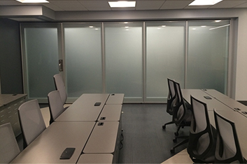 Ecarsa Moderco Crystal Glass Wall