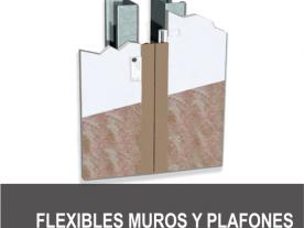 Flexibles Muros y Plafones