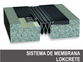 Sistema de Membrana Lockrete