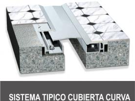 Sistema Tipico Cubierta Curva