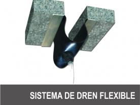 Sistema de Dren Flexible
